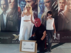 Canal Osera vs X-Men