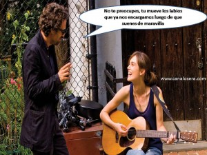 Pelicula Begin Again