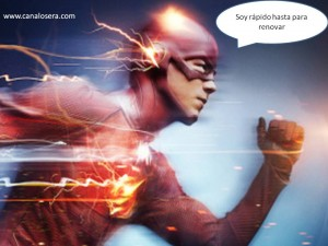 The Flash en La Osera