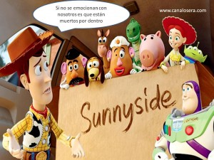 Toy Story 3 en Canal Osera
