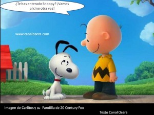 Carlitos y Snoopy: Trailer Time