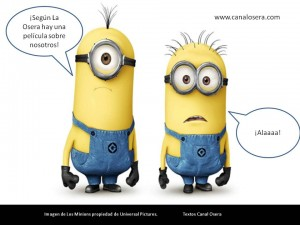 Los Minions: Trailer Time