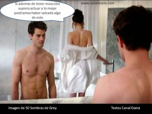 50 Sombras de Grey en Canal Osera (Fifty Shades of Grey)