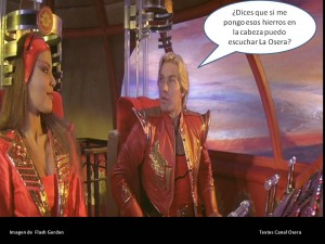 Episodio 82 de Osera Radio: Flash Gordon y la serie The Flash de CW