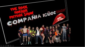 The Rocky Horror Picture Show Alicante Junio 2015 Recepción de visitantes 1