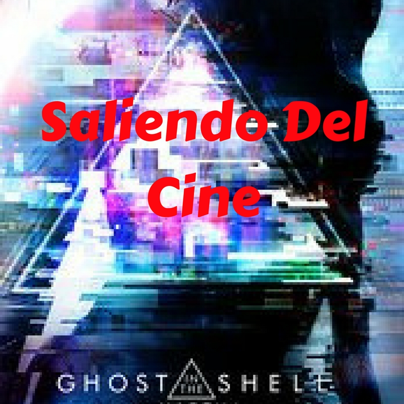 Ghost In The Shell Saliendo