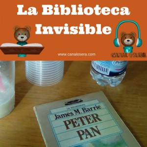Peter Pan en La Biblioteca invisible