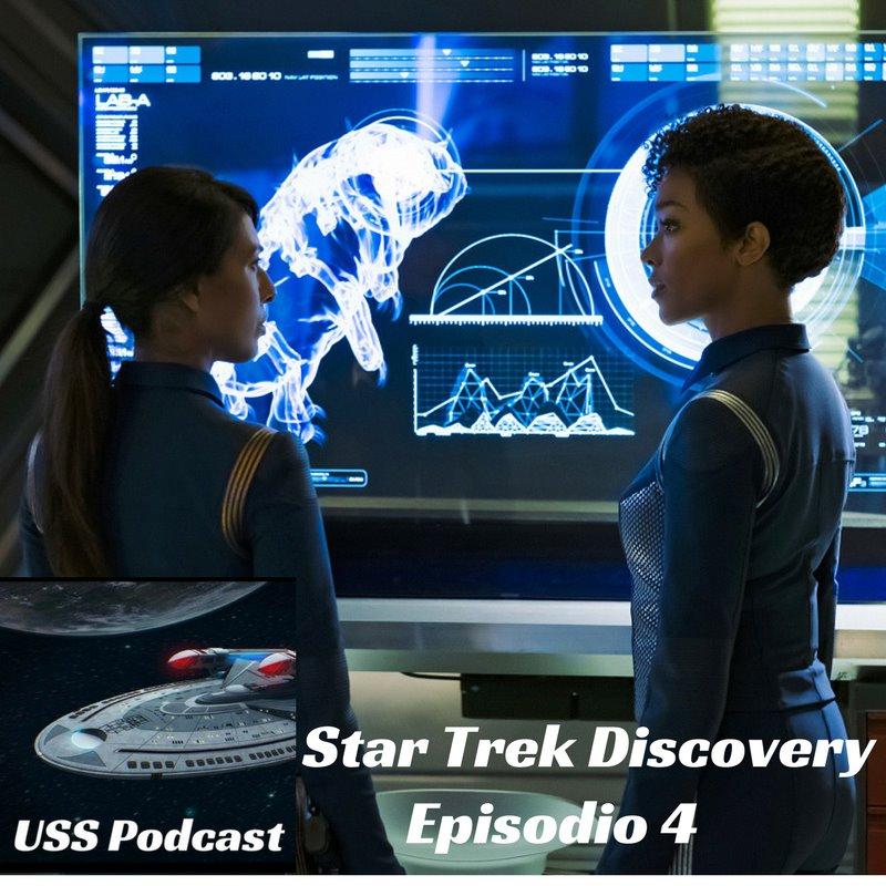 USS Podcast – Star Trek Discovery 4 – El Cuchillo