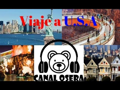 Viaje a EEUU: pelis, podcast, web, youtube, comic y series