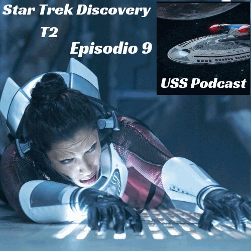 Star Trek Discovery T2/9 – Proyecto Dédalo